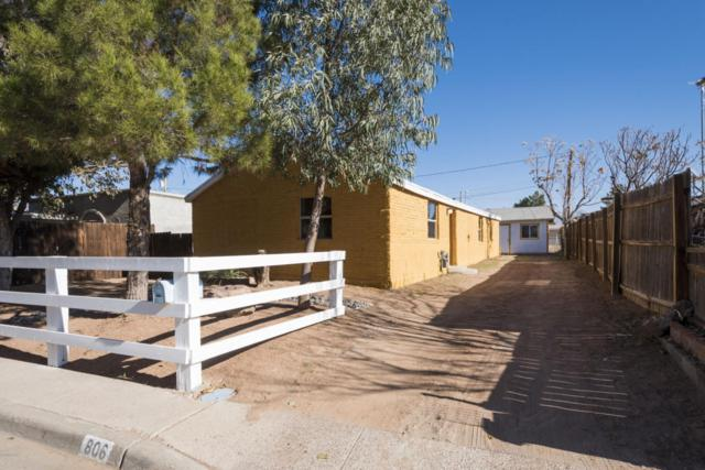 806 N Almendra Street, Las Cruces, NM 88001 (MLS #1805300) :: Steinborn & Associates Real Estate