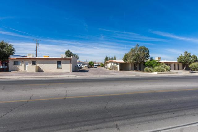 2250 S Locust Street, Las Cruces, NM 88001 (MLS #1805304) :: Steinborn & Associates Real Estate