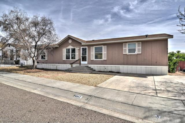 4142 Calle Libertad, Las Cruces, NM 88005 (MLS #1805306) :: Steinborn & Associates Real Estate