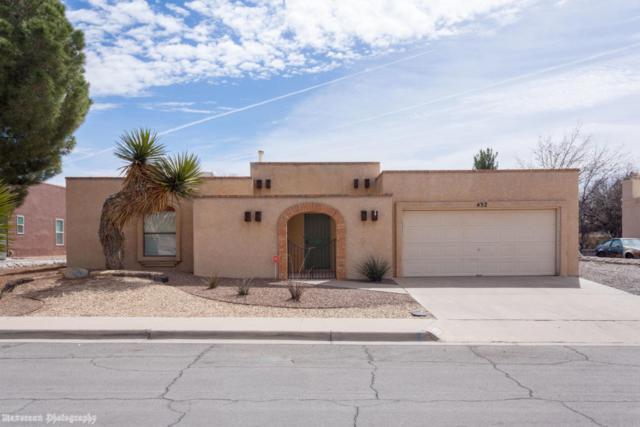 432 Spanish Trail, Las Cruces, NM 88001 (MLS #1805372) :: Steinborn & Associates Real Estate