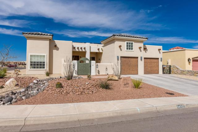 4460 La Cienaga Place, Las Cruces, NM 88011 (MLS #1805376) :: Steinborn & Associates Real Estate