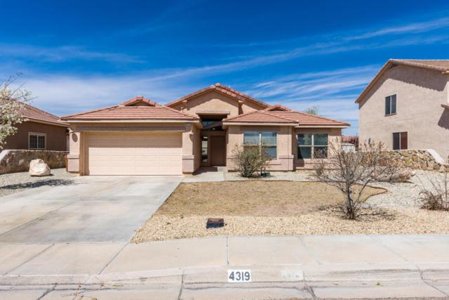 4319 Soda Spring Drive, Las Cruces, NM 88011 (MLS #1805392) :: Steinborn & Associates Real Estate