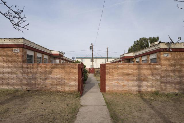 1441 Alamo Street A, Las Cruces, NM 88001 (MLS #1805434) :: Austin Tharp Team