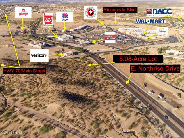 0 E Northrise Drive, Las Cruces, NM 88011 (MLS #1805586) :: Steinborn & Associates Real Estate