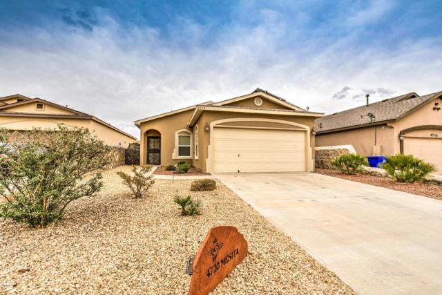4720 Mesita Street, Las Cruces, NM 88012 (MLS #1805631) :: Steinborn & Associates Real Estate
