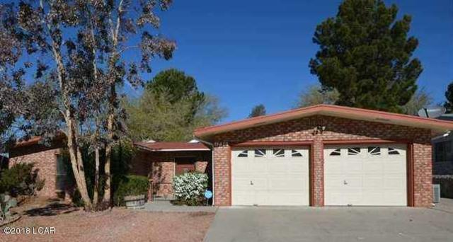 1736 Pomona Drive, Las Cruces, NM 88011 (MLS #1805676) :: Steinborn & Associates Real Estate