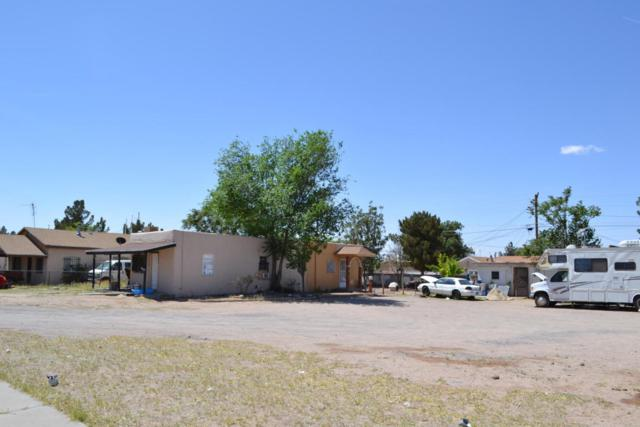 806 Alamo Street, Las Cruces, NM 88001 (MLS #1805693) :: Steinborn & Associates Real Estate