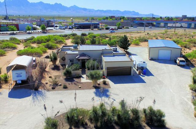 5650 Big Sky Drive Drive, Las Cruces, NM 88012 (MLS #1805725) :: Steinborn & Associates Real Estate