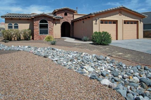 4051 La Purisima Drive, Las Cruces, NM 88011 (MLS #1805738) :: Steinborn & Associates Real Estate