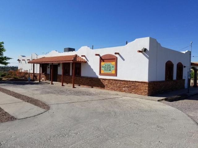 2301 Saturn Circle, Las Cruces, NM 88012 (MLS #1805760) :: Steinborn & Associates Real Estate