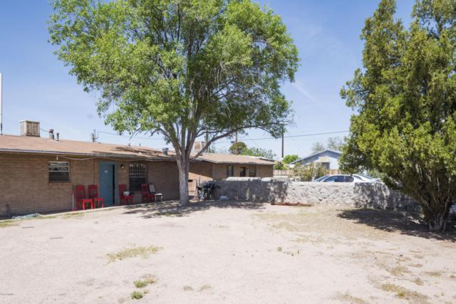 516 S Almendra Street, Las Cruces, NM 88001 (MLS #1805773) :: Steinborn & Associates Real Estate