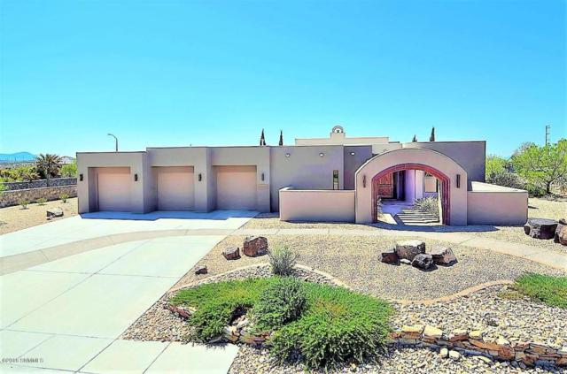 4240 Venetian Loop, Las Cruces, NM 88011 (MLS #1805826) :: Steinborn & Associates Real Estate