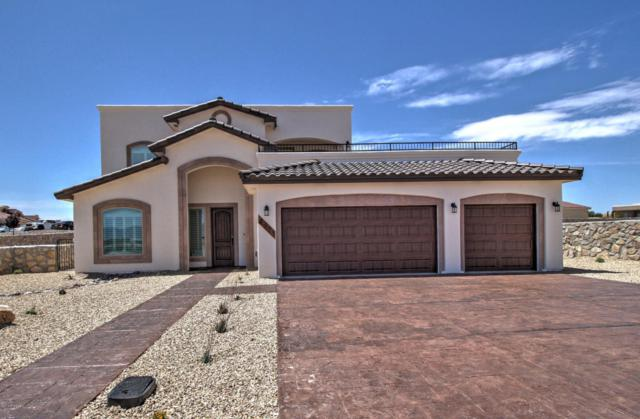 4375 Purple Sage Drive, Las Cruces, NM 88011 (MLS #1805832) :: Steinborn & Associates Real Estate