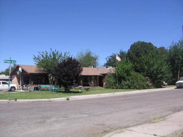 201 Princeton Drive, Las Cruces, NM 88005 (MLS #1805854) :: Austin Tharp Team