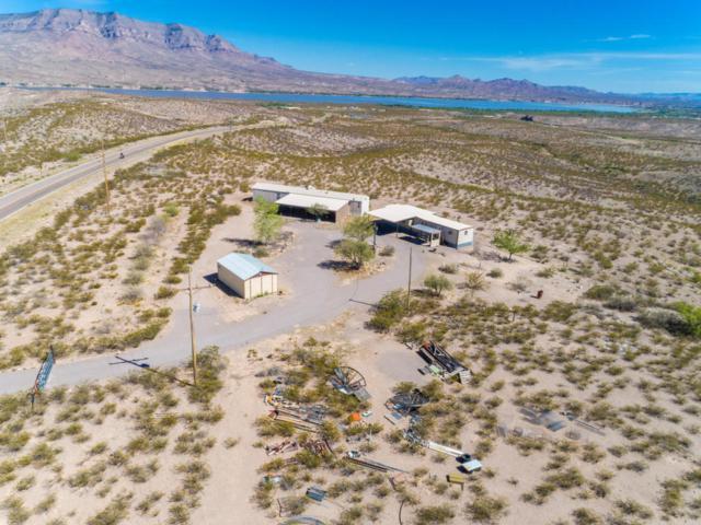 12331 Highway 152, Caballo, NM 87931 (MLS #1805864) :: Steinborn & Associates Real Estate
