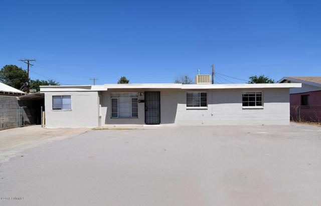 1425 Thomas Drive, Las Cruces, NM 88001 (MLS #1805877) :: Steinborn & Associates Real Estate