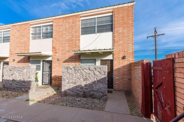 1491 Alamo Street A, Las Cruces, NM 88001 (MLS #1805921) :: Steinborn & Associates Real Estate