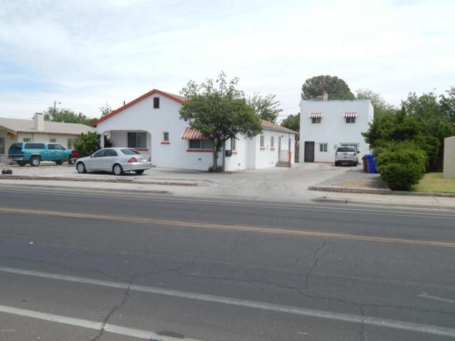 1018 N Alameda Boulevard, Las Cruces, NM 88005 (MLS #1805924) :: Steinborn & Associates Real Estate