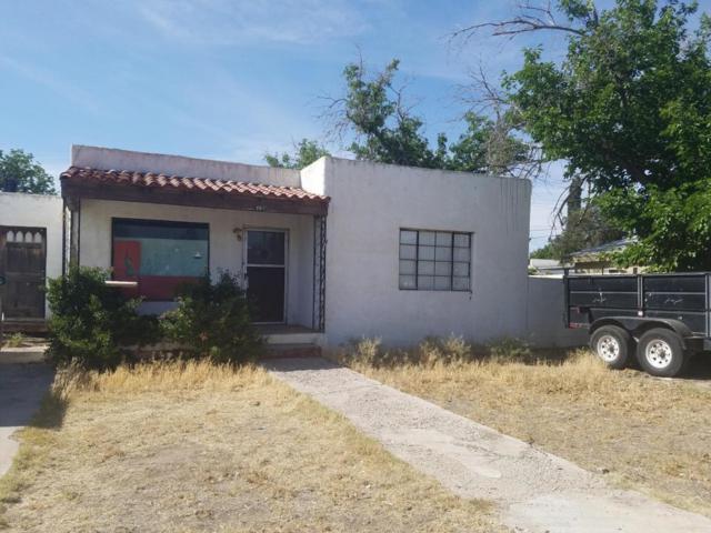 221 W Fleming Avenue, Las Cruces, NM 88005 (MLS #1805973) :: Steinborn & Associates Real Estate