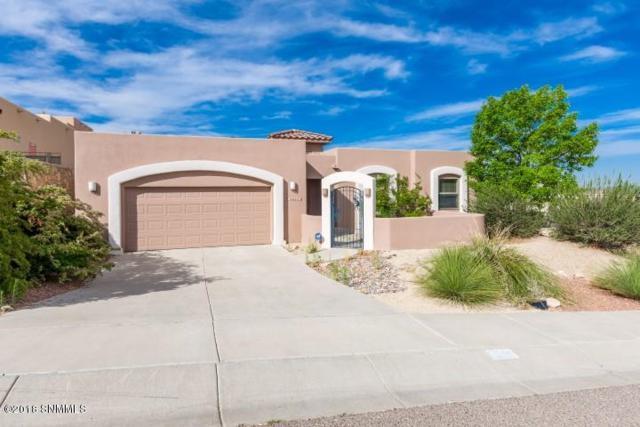 3490 Midnight Ridge Drive, Las Cruces, NM 88011 (MLS #1805975) :: Austin Tharp Team