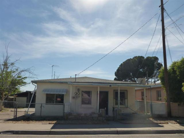 118 S Virginia Street, Las Cruces, NM 88001 (MLS #1805991) :: Steinborn & Associates Real Estate