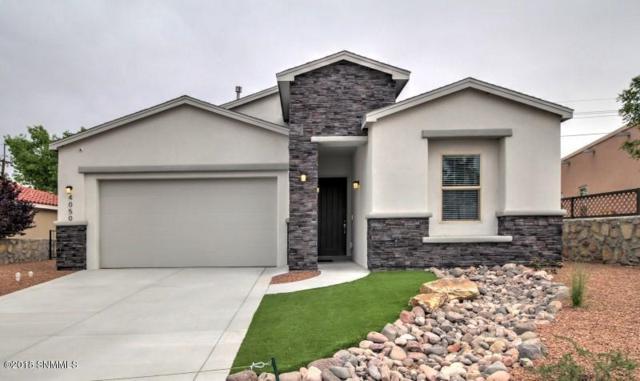 4050 Bravia Dove Loop, Las Cruces, NM 88001 (MLS #1805997) :: Steinborn & Associates Real Estate