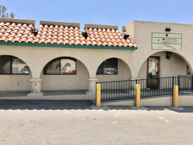 755 S Telshor Boulevard 202F, Las Cruces, NM 88011 (MLS #1806014) :: Steinborn & Associates Real Estate
