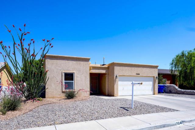 5041 Calle Verde, Las Cruces, NM 88012 (MLS #1806025) :: Steinborn & Associates Real Estate