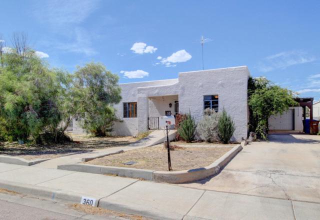 360 El Prado Avenue, Las Cruces, NM 88005 (MLS #1806026) :: Steinborn & Associates Real Estate