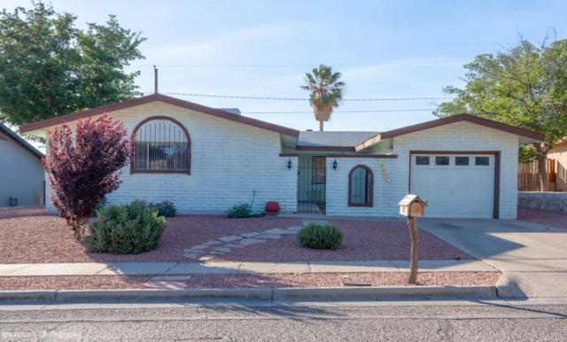 2607 Crestview Drive, Las Cruces, NM 88011 (MLS #1806038) :: Steinborn & Associates Real Estate