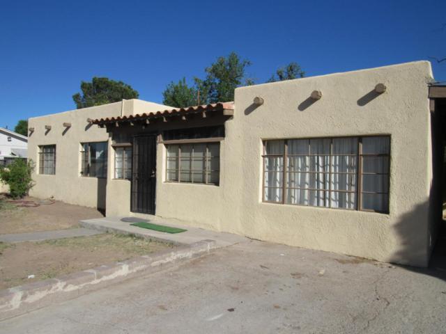 519 Mcclure Road, Las Cruces, NM 88005 (MLS #1806065) :: Steinborn & Associates Real Estate