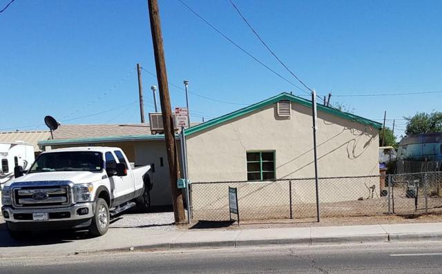 1421 Bruins Lane, Las Cruces, NM 88007 (MLS #1806079) :: Steinborn & Associates Real Estate