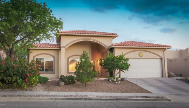 4532 Paseo Azul, Las Cruces, NM 88011 (MLS #1806103) :: Steinborn & Associates Real Estate