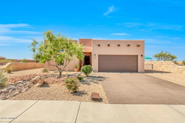4431 Maricopa Circle, Las Cruces, NM 88011 (MLS #1806104) :: Steinborn & Associates Real Estate