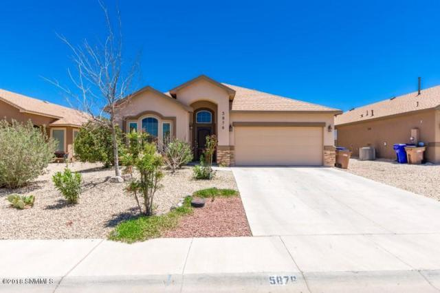 5876 Organ Peak Drive, Las Cruces, NM 88012 (MLS #1806128) :: Steinborn & Associates Real Estate