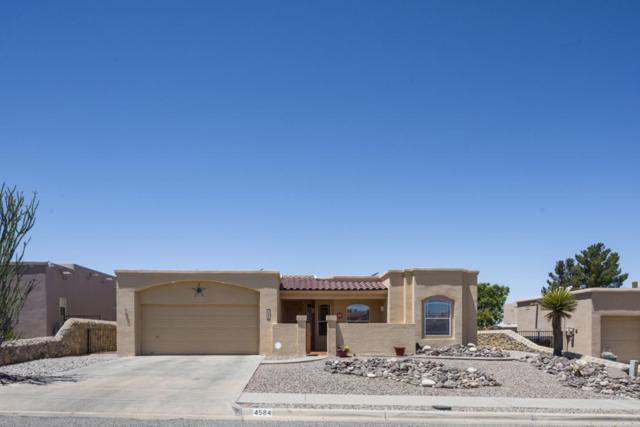 4584 Nogal Canyon Road, Las Cruces, NM 88011 (MLS #1806135) :: Steinborn & Associates Real Estate