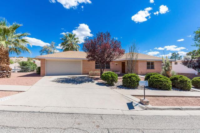 2070 Corley Drive, Las Cruces, NM 88001 (MLS #1806146) :: Steinborn & Associates Real Estate