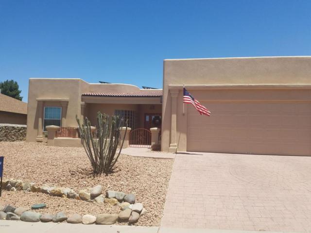 2078 Fran Drive, Las Cruces, NM 88007 (MLS #1806186) :: Steinborn & Associates Real Estate