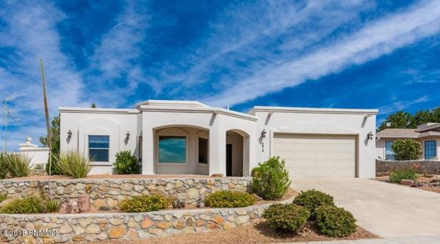 3813 Grand Teton Way, Las Cruces, NM 88011 (MLS #1806357) :: Steinborn & Associates Real Estate