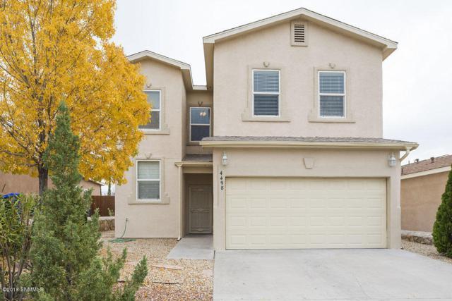 4498 Hillsboro Loop Loop, Las Cruces, NM 88012 (MLS #1806392) :: Steinborn & Associates Real Estate
