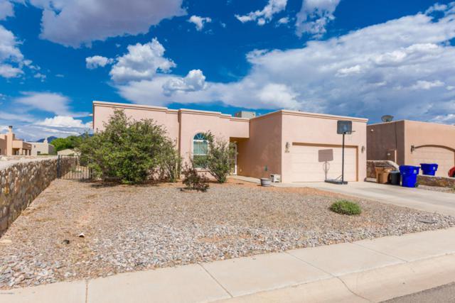 5816 Habanero Drive, Las Cruces, NM 88012 (MLS #1806445) :: Steinborn & Associates Real Estate