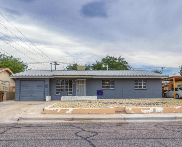 1421 Diana Maura Drive, Las Cruces, NM 88001 (MLS #1806455) :: Steinborn & Associates Real Estate