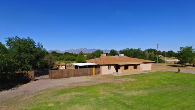 807 Aliyah Road, Las Cruces, NM 88007 (MLS #1806456) :: Steinborn & Associates Real Estate