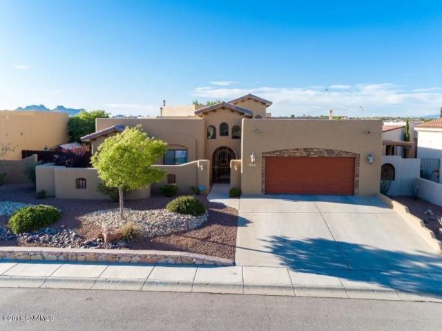 4391 Isleta Court, Las Cruces, NM 88011 (MLS #1806480) :: Steinborn & Associates Real Estate