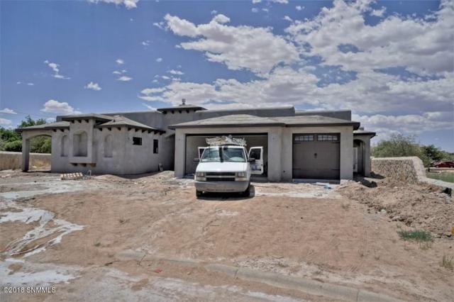 1826 San Leonardo Court, Las Cruces, NM 88005 (MLS #1806575) :: Steinborn & Associates Real Estate