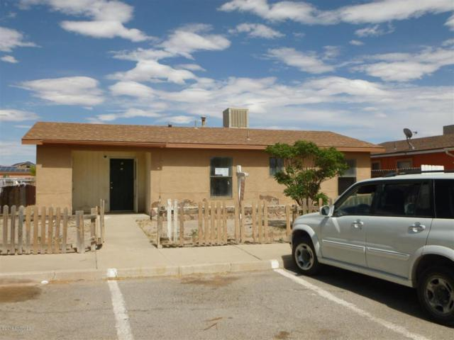 625 Acosta Road #18, Anthony, NM 88021 (MLS #1806625) :: Steinborn & Associates Real Estate