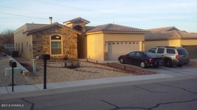 142 S Apache Gold Loop, Santa Teresa, NM 88008 (MLS #1806657) :: Steinborn & Associates Real Estate