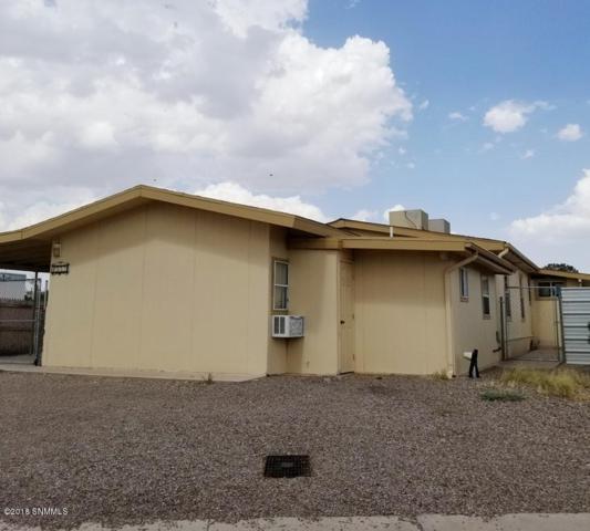 1555 Branding Iron Circle, Las Cruces, NM 88005 (MLS #1806687) :: Steinborn & Associates Real Estate