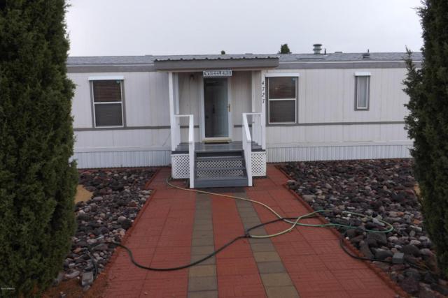 4727 Montezuma Avenue, Las Cruces, NM 88011 (MLS #1806712) :: Steinborn & Associates Real Estate
