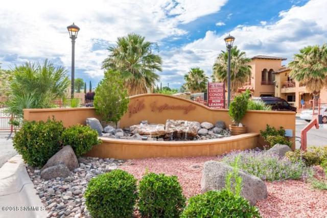 1320 Avenida De Mesilla #111, Las Cruces, NM 88005 (MLS #1806713) :: Steinborn & Associates Real Estate